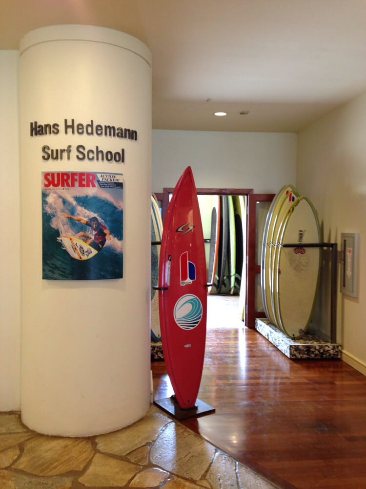 Hans Hedeman Surf School