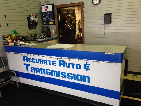 Accurate Auto & Transmission: 1250 Horse Prairie Ave, Valparaiso, IN