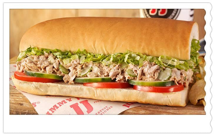 Jimmy John's: 1412 Whiskey Rd, Aiken, SC