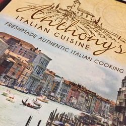 Anthony s italian cuisine order food online 199 photos for Anthony s creative italian cuisine