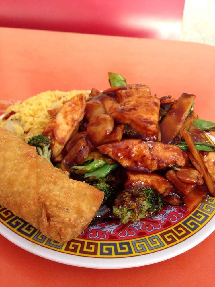 Food from A-1 Oriental Kitchen