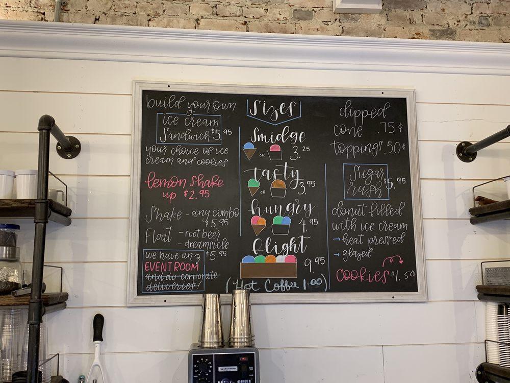 Sugar Chic Creamery: 137 N Main St, Cape Girardeau, MO