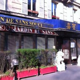Jardin de sans souci restaurant le restaurants 124 for Paris restaurant jardin