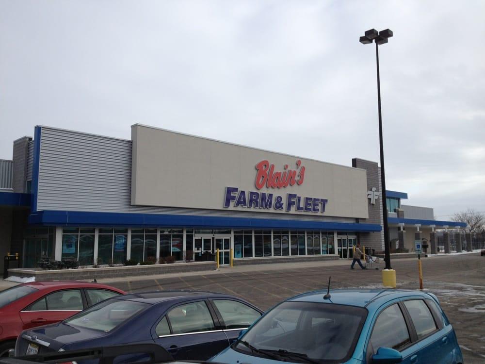 Blain's Farm & Fleet: 1775 SW Ave, Freeport, IL