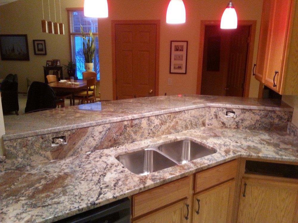 Places To Buy Granite Countertops Near Me : All American Granite - 10 Photos - Countertop Installation - 670 E ...