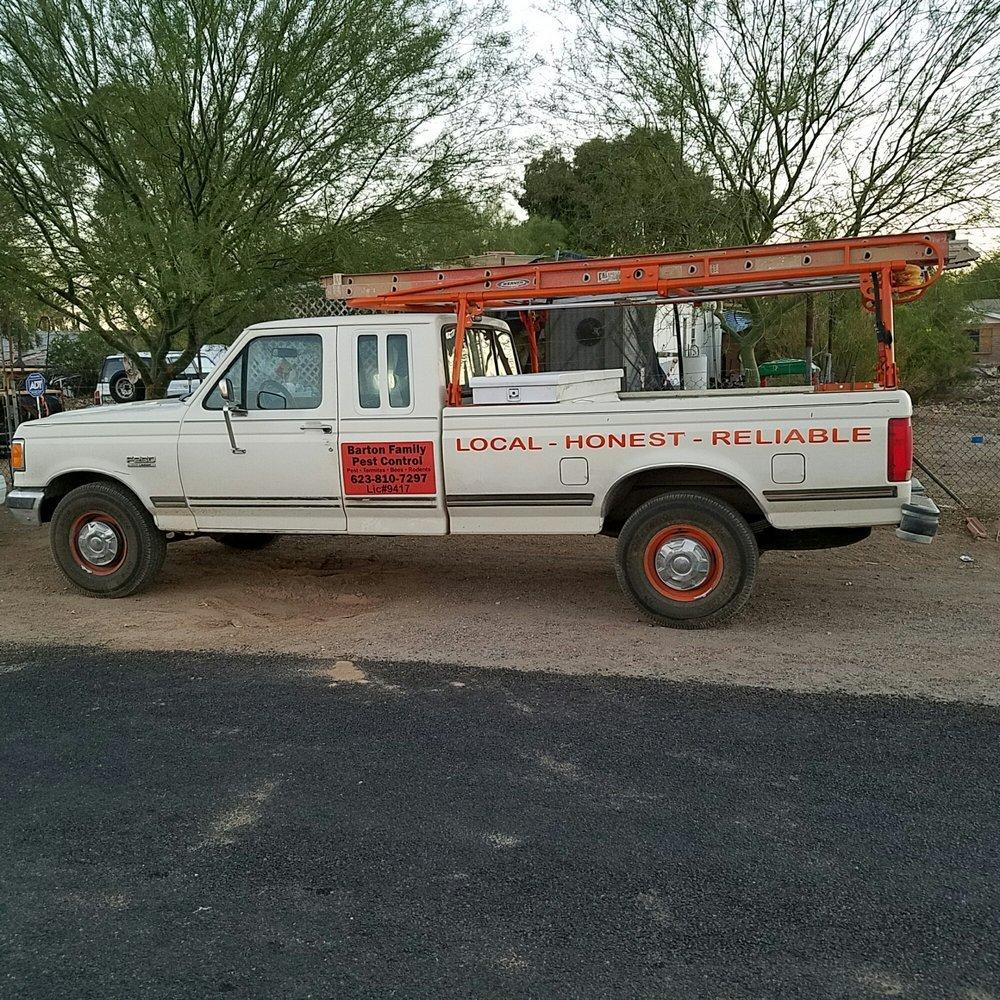 Barton Family Pest Control: 21637 W Harding St, Wittmann, AZ