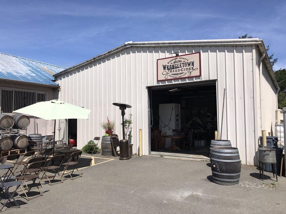 Wrangletown Cider Company: 1350 9th St, Arcata, CA