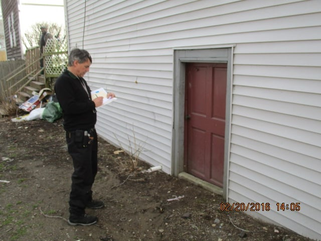 Home and Hearth Inspections: 331 N Cary St, Brockton, MA