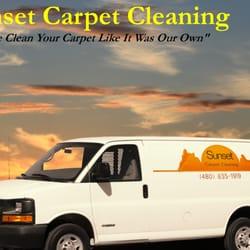 photo of sunset carpet cleaning mesa az united states