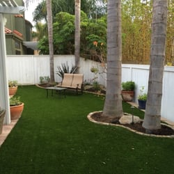 Photo Of Emerald Landscaping   San Diego, CA, United States. Backyard  Install In