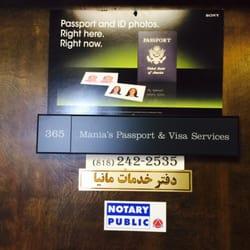 Mania S Passport Amp Visa Services 27 Reviews Notaries