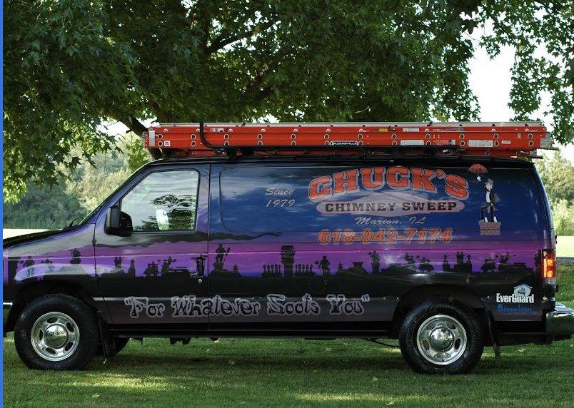 Chuck's Chimney Sweep & Masonry: Marion, IL