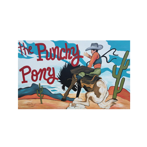 The Punchy Pony: 220 Crestway St, Athens, TX