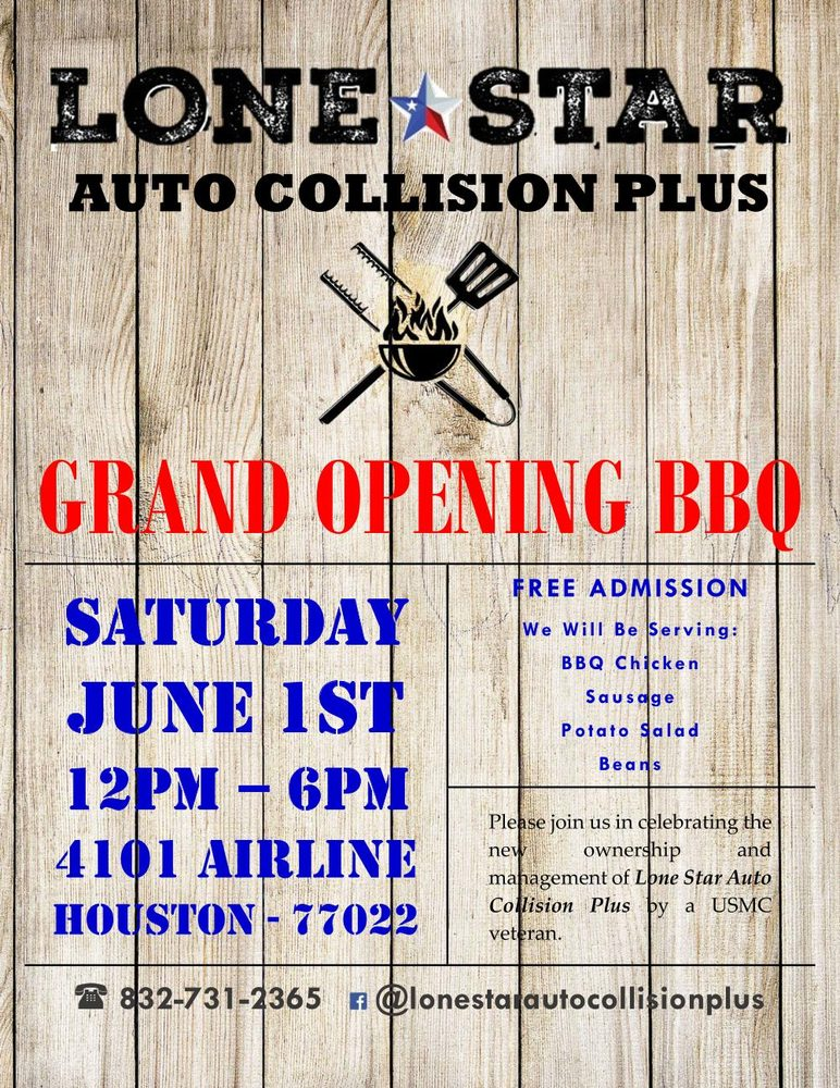 Lone Star Auto Collision Plus Body Shops 4101 Airline Dr