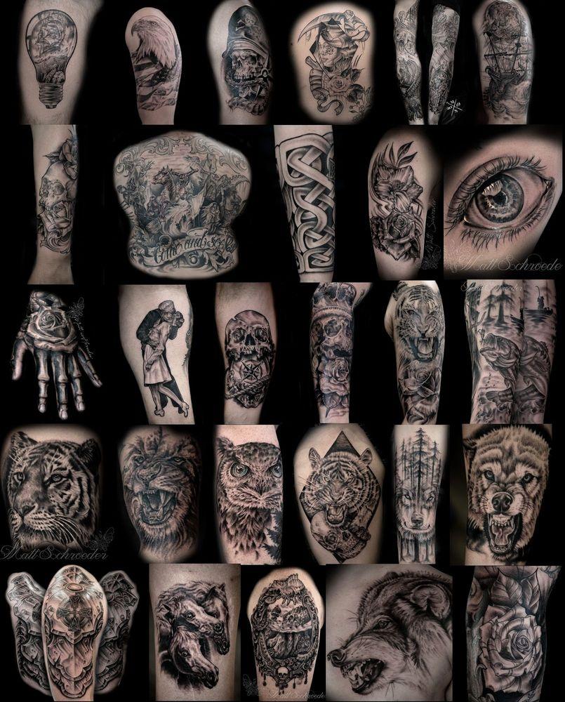Ancient Art Tattoo Studios: 2601-A W Mercury Blvd, Hampton, VA