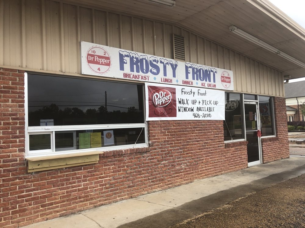 Frosty Front: 7406 US Highway 43, Guin, AL