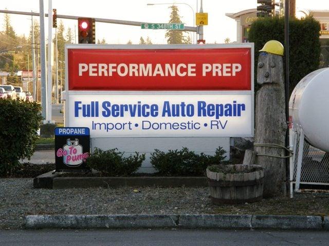 auto repair federal washington