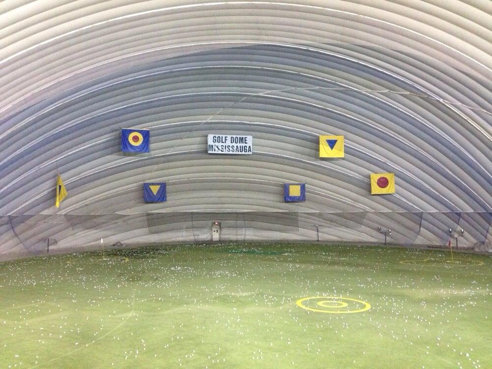 Golf Dome Closed Golf 5750 Datsun Road Hanlan