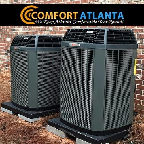 Comfort Atlanta Heating & Cooling: 10945 State Bridge Rd, Alpharetta, GA