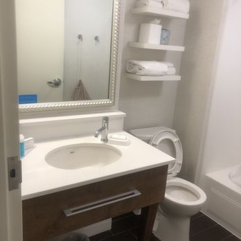 Norfolk naval station bathroom