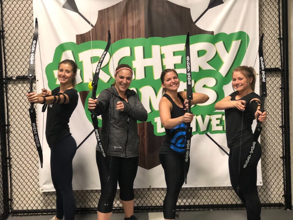 Archery Games Denver: 5405 W 56th Ave, Arvada, CO