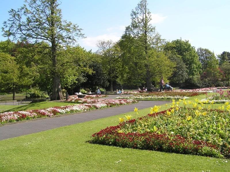 Botanic Gardens 12 Photos Park Forests Bankfield Ln Southport Merseyside United