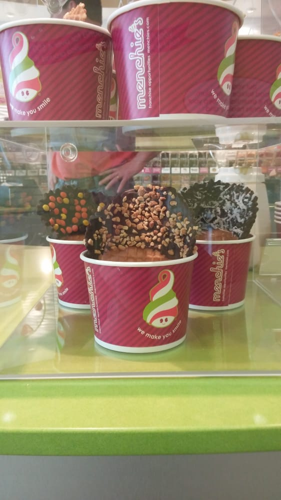 Menchie's Frozen Yogurt: 7301 Alcoa Rd, Bryant, AR