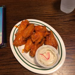 Photo Of Orleans Seafood Kitchen Katy Tx United States Cajun Wings Etizer