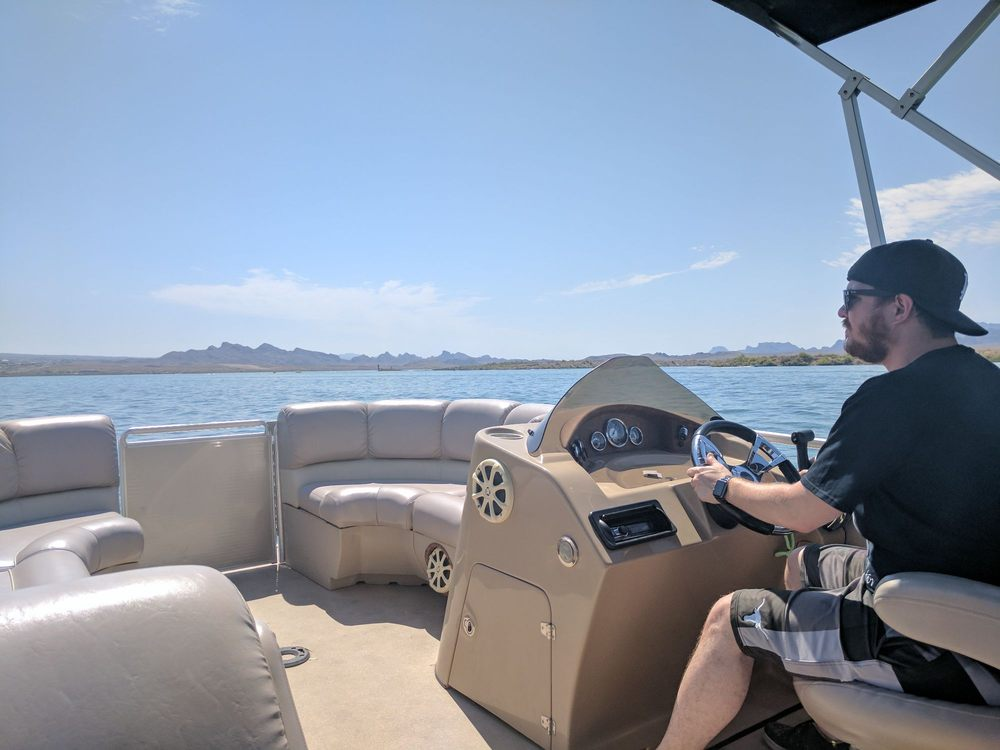 BM Party Toons Boat Rentals and Shuttle Service: 1560 Dover Ave, Lake Havasu, AZ