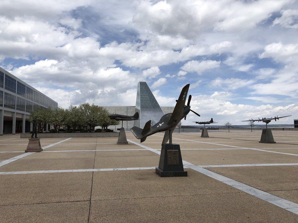 Air Force Academy Chapel: 2348 Sijan, Colorado Springs, CO