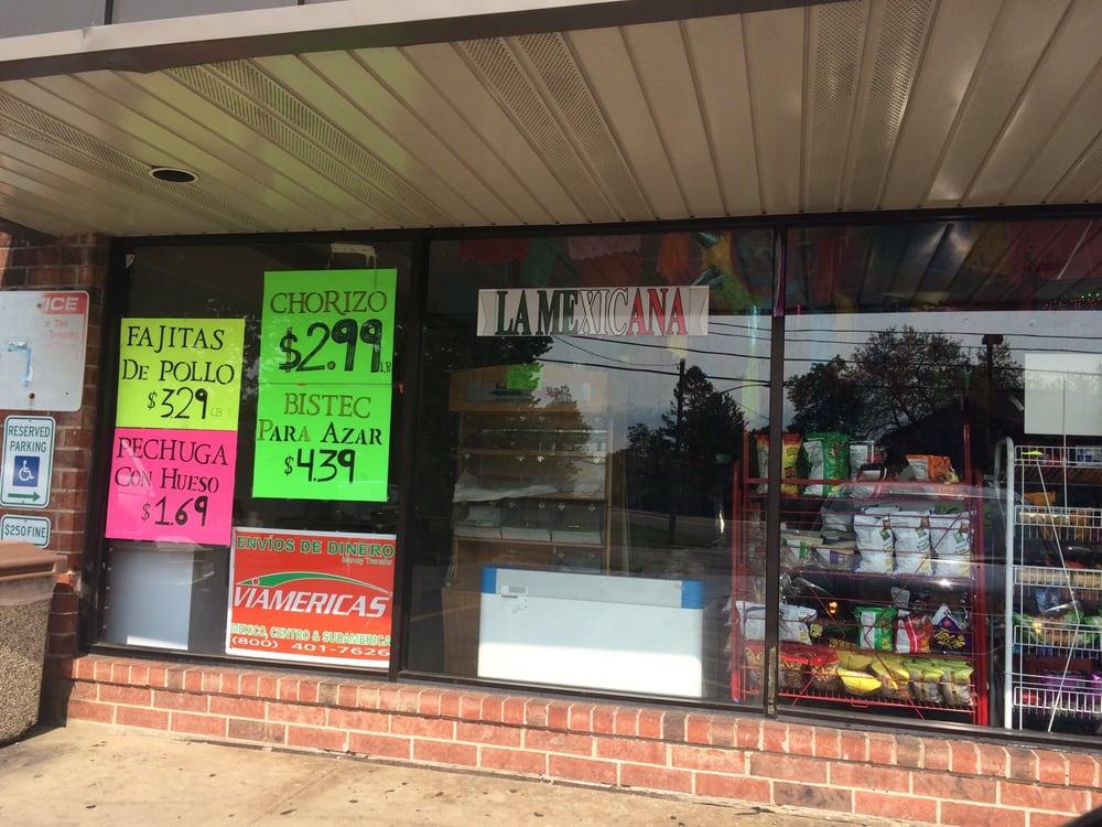 La Mexicana: 107 N 1st St, Cary, IL