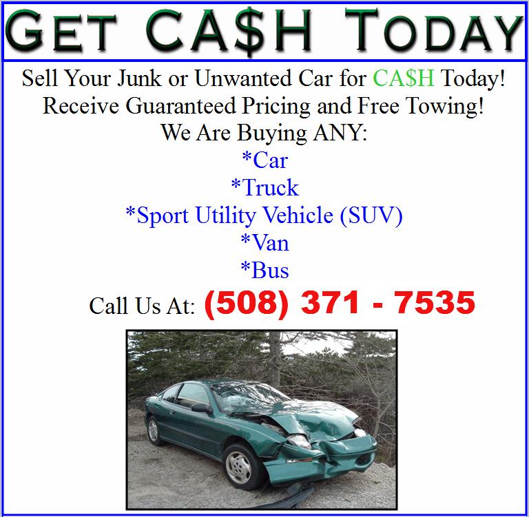 Cash For Car - 10 Photos - Car Buyers - 93 Beaver St, Framingham, MA ...