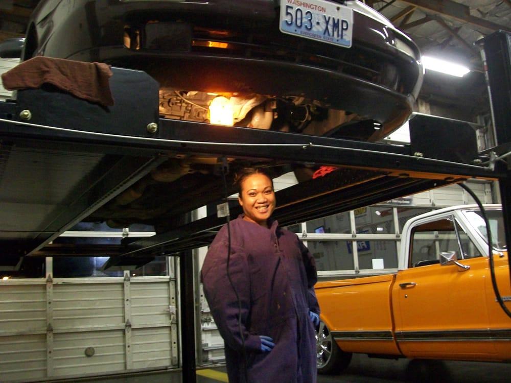 Self Service Garages : Diy girl yelp