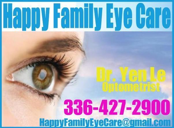 Happy Family Eye Care: 6711 Nc Hwy 135, Mayodan, NC