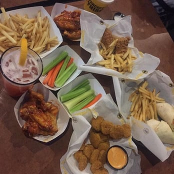 · Reserve a table at Buffalo Wild Wings, Spokane Valley on TripAdvisor: See 60 unbiased reviews of Buffalo Wild Wings, rated of 5 on TripAdvisor and ranked #64 of restaurants in Spokane Valley/5(59).