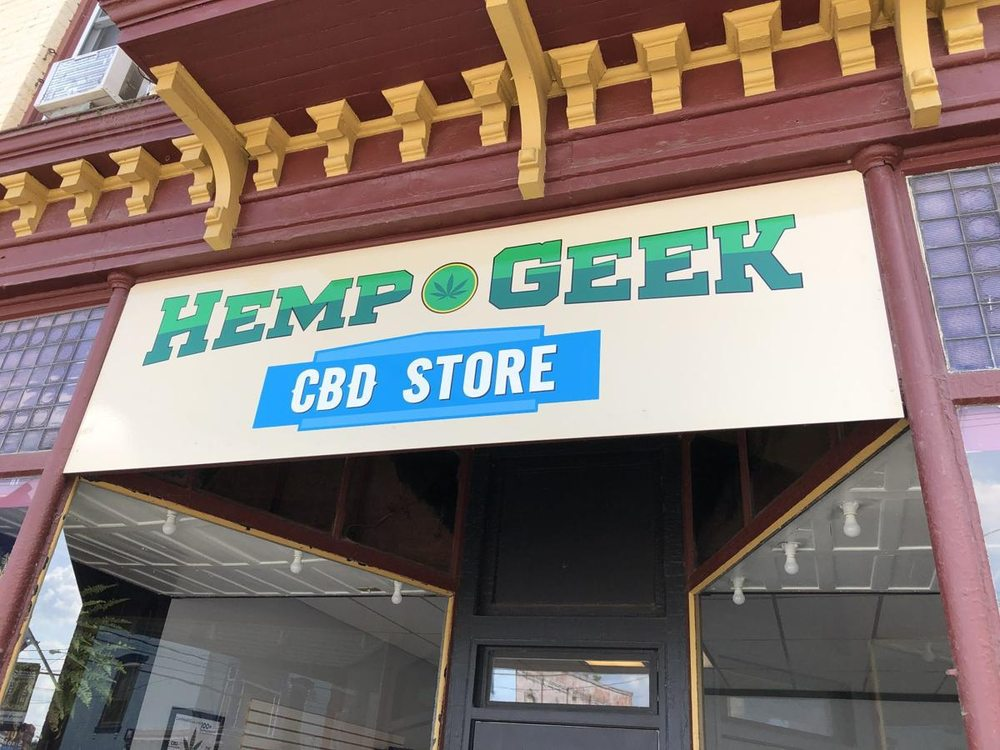 Hemp Geek of Waverly: 332 Broad St, Waverly, NY