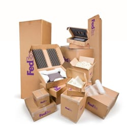 Photo Of FedEx Office Ship Center   New Haven, CT, United States. Boxes