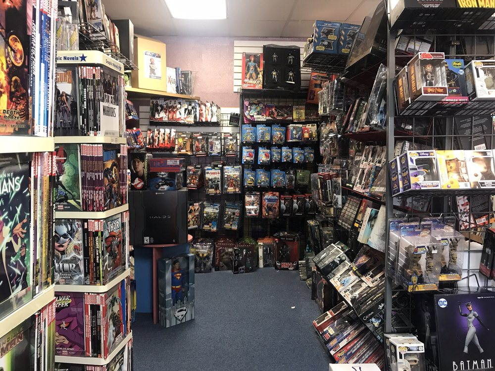 Auto Store Of Greenville >> Keith's Comics - 10 Photos & 46 Reviews - Comic Books ...