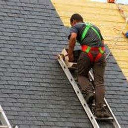 Photo Of Chicago Roofing   Chicago, IL, United States. Shingle Roofing  Repairs