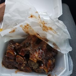 Photo Of Original En Ribs Charlotte Nc United States Beef