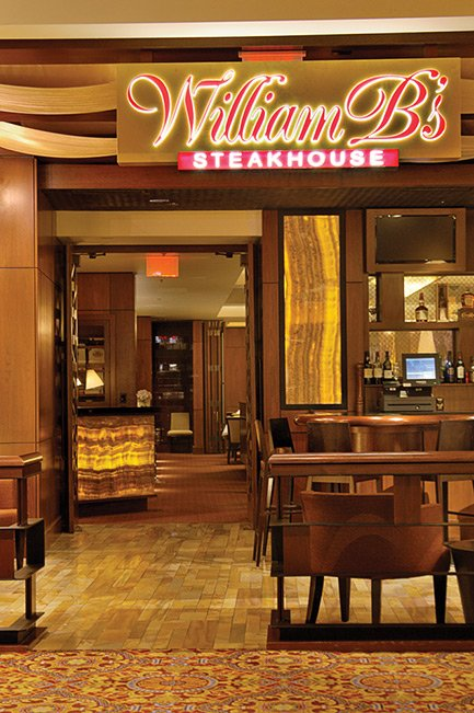 William B's Steakhouse: 777 Blue Chip Dr, Michigan City, IN