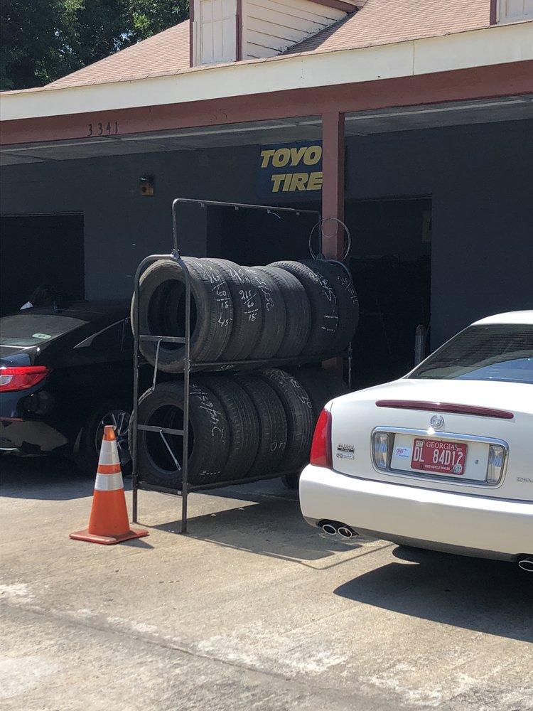 King Tire: 3341 Glenwood Rd, Decatur, GA