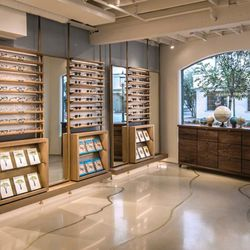 Photo Of Warby Parker Map Room At Alchemy Works Harbor House   Newport  Beach, CA