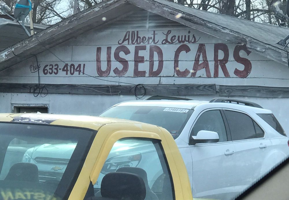 Albert Lewis Used Cars: 39 Sfc 419, Widener, AR