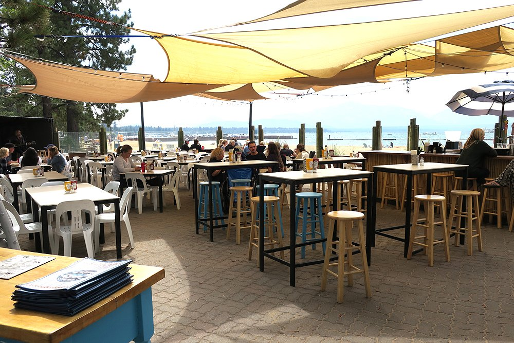 Photo Of Beach House Tahoe South Lake Ca United States Shaded