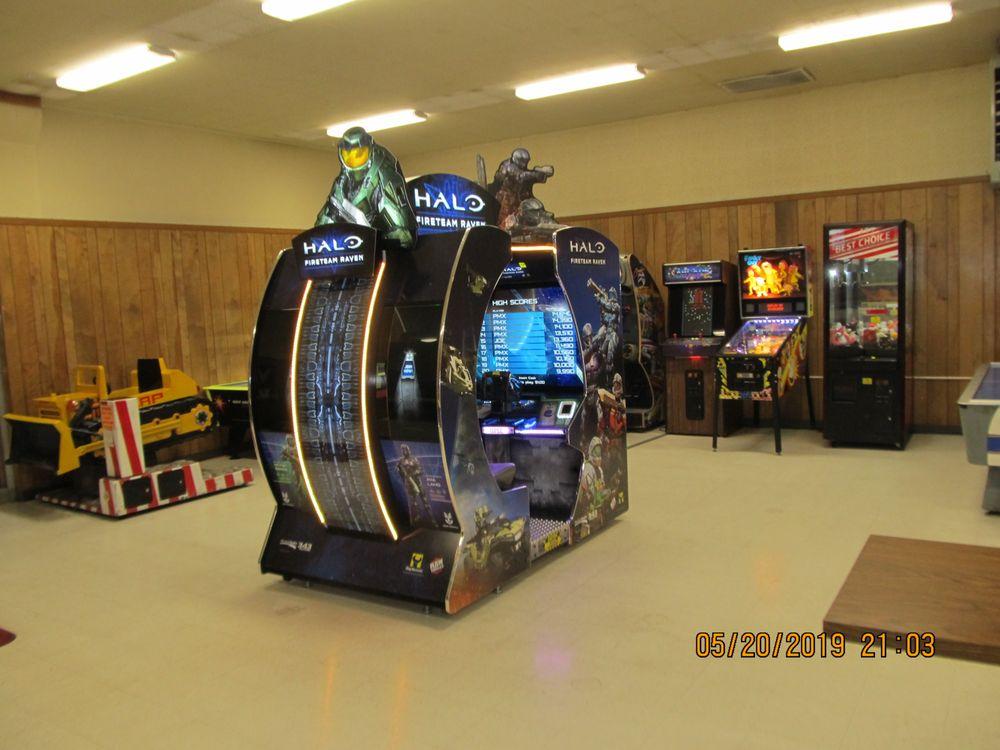 Hanscam's Bowling Center: 3319 S 6th St, Klamath Falls, OR