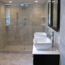 Beautiful Photo Of RJT Carpentry U0026 Tile   Boston, MA, United States. Master Bathroom.  Master Bathroom Remodel
