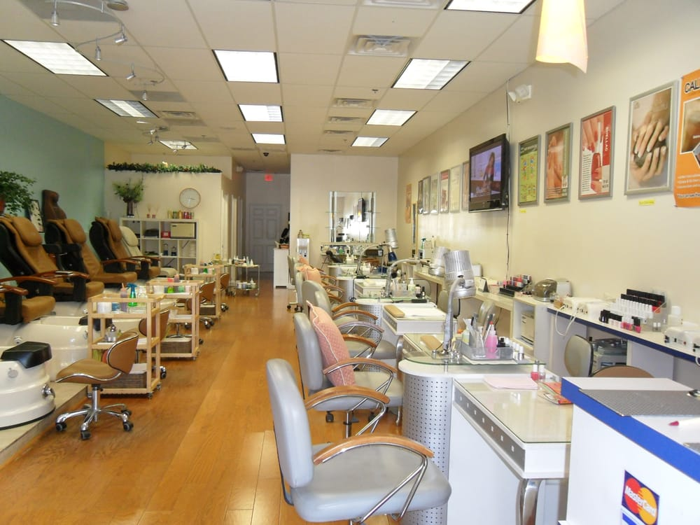 Top Art Nail & Spa: 926 Haddonfield Rd, Cherry Hill, NJ