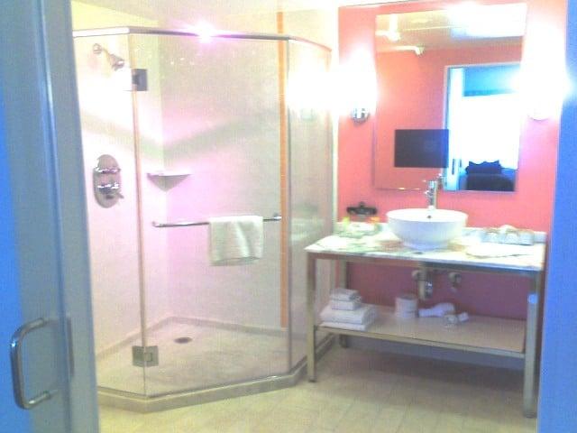 Flamingo Go Room Bathroom Yelp