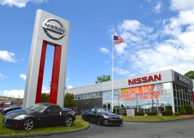 Nissan Milford Ma >> Milford Nissan - 15 Photos & 32 Reviews - Car Dealers - 320 East Main St, Milford, MA - Phone ...
